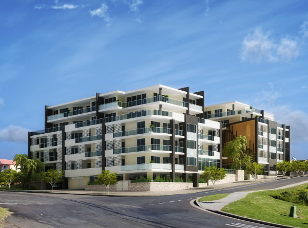 Pier 32 Ulladulla Mixed Use Commercial and residential apartments