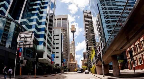 Famous Sydney Tower